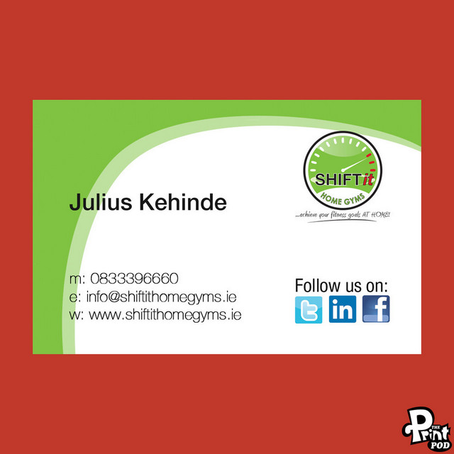 The print pod print solutions for everyone business cards printing business card dublin cool business cards standard business card size reheart Image collections